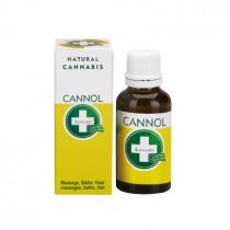 Cannol: Aceite de masaje - Annabis