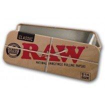 caja raw roll caddy 1¼ accesorios fumador