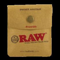 Cenicero de bolsillo Raw