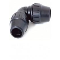 Codo PE (25 mm)