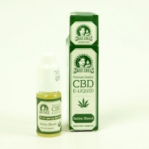 E-liquid Sensi Seeds 200 mg CBD