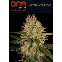 Martian Mean Green - DNA