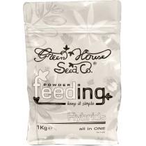Powder Feeding - Hybrids - Green House