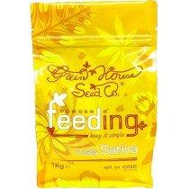 Powder Feeding - Long Flowering - Green House