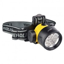 Frontal Luz Verde con 17 leds - Active Eye