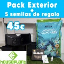 Pack Cultivo Exterior