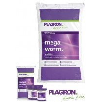 Mega Worm (Humus de Lombriz) - Plagron