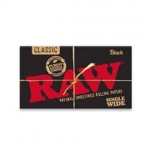 comprar raw black doble wide