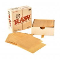 Raw Parchment - Hojas