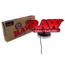 Raw Cartel Luminoso Pequeño