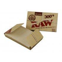 raw 300 orgánico,papel fumar raw 300