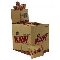 Raw Tips Slim Prerolled