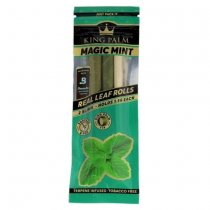 Magic Mint 2 Rollos Slim - King Palm