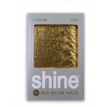 Papel Shine 24K - 1¼ - 2 papeles