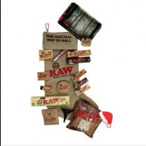 comprar pack navideño raw