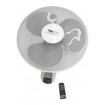 Ventilador Pared + Mando Hurricane