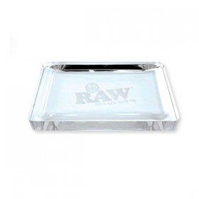 Cenicero-Bandeja Cristal Raw
