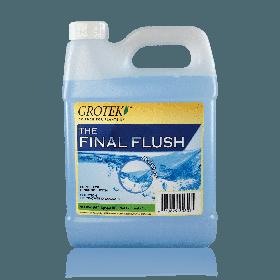 Final Flush - Grotek