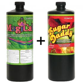 Kit Precosecha Technaflora: MagiCal + Sugar Daddy